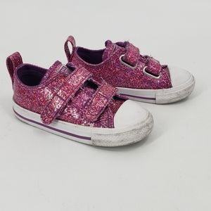 CONVERSE toddler Chuck Taylor all star sneakers